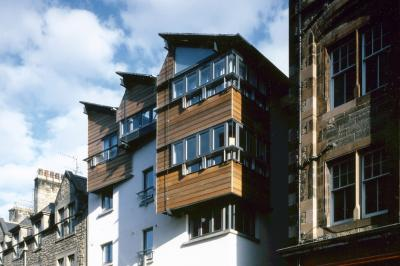 The Canongate, Edinburgh