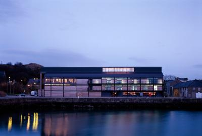 Galeri Creative Enterprise Centre, Caernarfon, North Wales