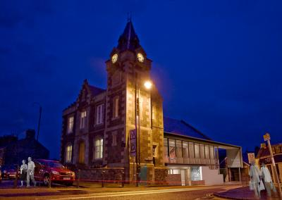 Corn Exchange Biggar