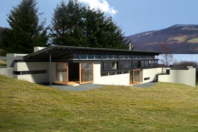 House at Strathtummel, Pitlochry, Perthshire