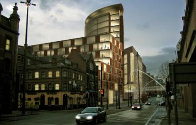 Masterplanning Manchester's New Urban Quarter - Piccadilly Place