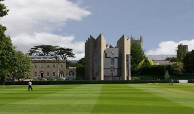 Music & Performing Arts Building at Cedars Hall Wells Cathedral School