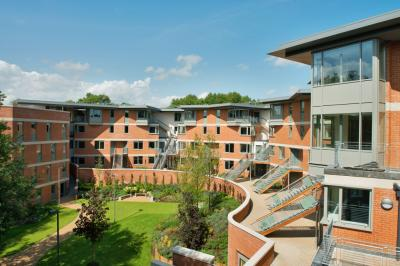 Queen's University Belfast Postgraduate Accommodation