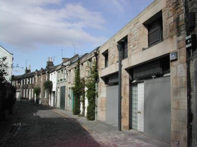 Two Houses, Circus Lane, Edinburgh