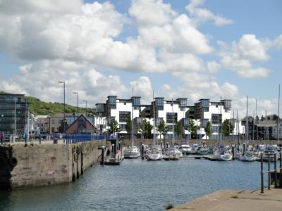 Whitehaven Harbour Housing
