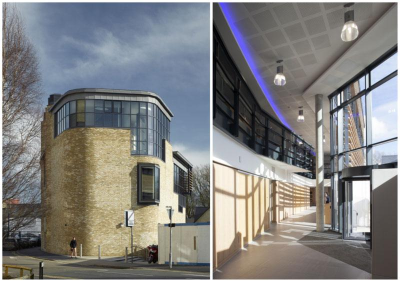 Phase 1 Cambridge building handed over and Phase 2 started on site
