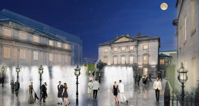 St Andrew Square Concert Hall Competition, Edinburgh
